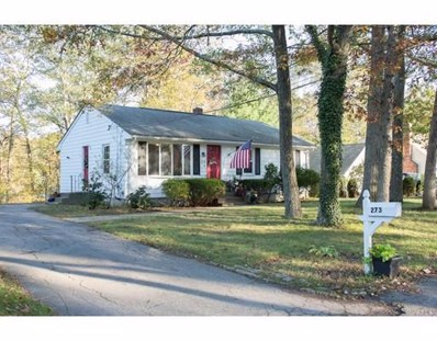 273 Phillips St, Attleboro, MA 02703 - MLS#: 72249127