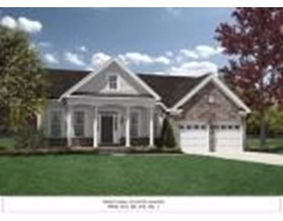 24 Snapping Bow UNIT LOT 53, Plymouth, MA 02360 - MLS#: 72249264
