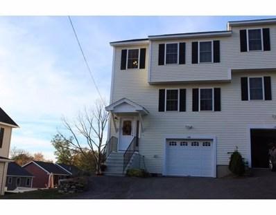 17A Jennings St, Worcester, MA 01604 - MLS#: 72249377