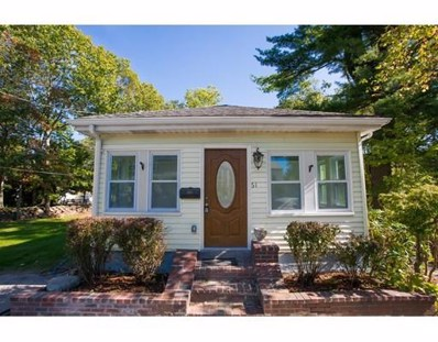 61 Morgan St, Randolph, MA 02368 - MLS#: 72249402