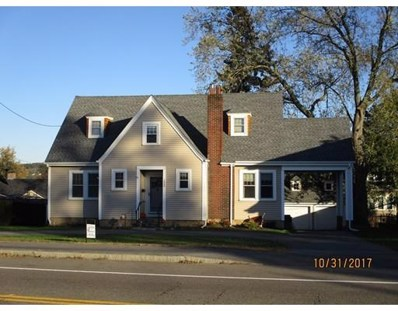 1048 Riverside Avenue, Somerset, MA 02726 - MLS#: 72249492