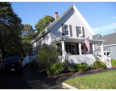 33 Pine St, Easton, MA 02375 - MLS#: 72249541