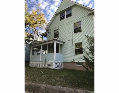 100 Lovell St, Worcester, MA 01603 - MLS#: 72249560