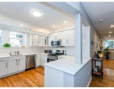 132 Amory St UNIT B, Brookline, MA 02446 - MLS#: 72249772