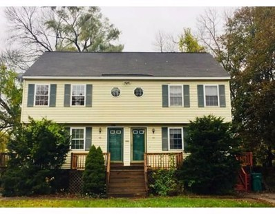 48 Melrose Ave UNIT 48, Lowell, MA 01854 - MLS#: 72250075