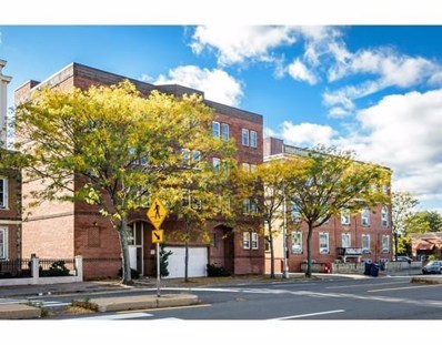 2456 Massachusetts Avenue UNIT 302, Cambridge, MA 02140 - MLS#: 72250152