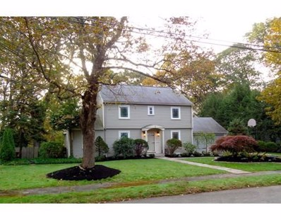 5 Shelley Rd, Wellesley, MA 02481 - MLS#: 72250238