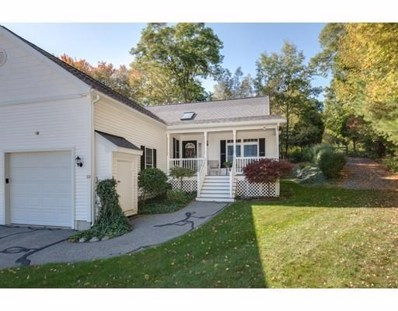 109 Country Squire Rd UNIT 109, Uxbridge, MA 01569 - MLS#: 72250663