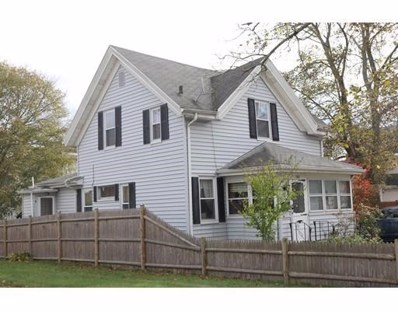 102 Thurber Avenue, Brockton, MA 02301 - MLS#: 72251208