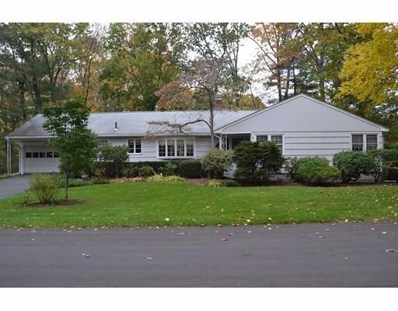 34 Fairbanks Rd, Lexington, MA 02421 - MLS#: 72251214
