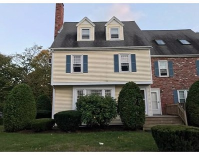 478 Foundry St UNIT 1, Easton, MA 02356 - MLS#: 72251490