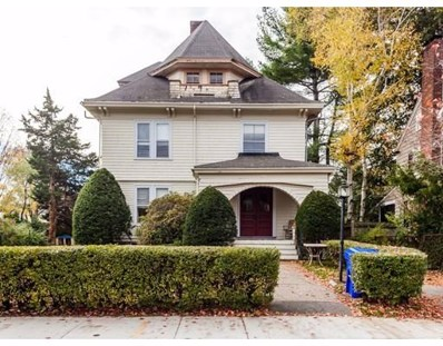 46 Gorham Ave, Brookline, MA 02445 - MLS#: 72252095