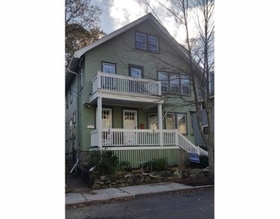 6 Hawthorne Park UNIT 6, Cambridge, MA 02138 - MLS#: 72252248
