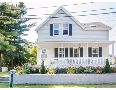 4 N Maple St, Woburn, MA 01801 - MLS#: 72252581