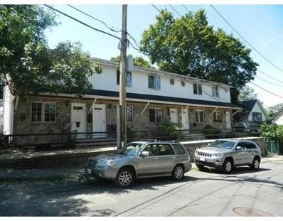 48 Webster St UNIT 48, Boston, MA 02136 - MLS#: 72252913