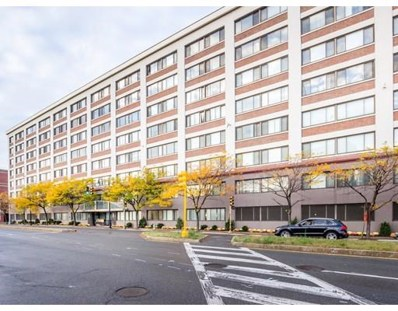 169 Monsignor O\'Brien Hwy UNIT 604, Cambridge, MA 02141 - MLS#: 72253329