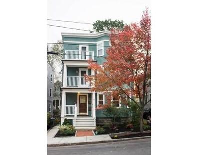 16 Chilton Street UNIT 1, Cambridge, MA 02138 - MLS#: 72253337