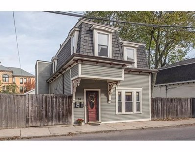 84 Seaverns Avenue UNIT 2, Boston, MA 02130 - MLS#: 72253361