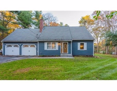 100 Forest St, Raynham, MA 02767 - MLS#: 72253389