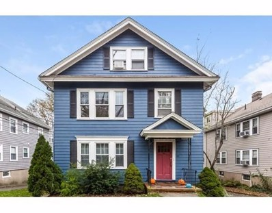 86 Sanborn Ave UNIT 1, Boston, MA 02132 - MLS#: 72253504