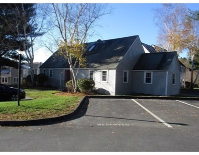 20 Bayberry Drive UNIT 8B, Worcester, MA 01607 - MLS#: 72253637