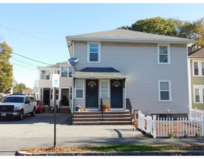88-92 Old Colony Ave, Quincy, MA 02170 - MLS#: 72253667