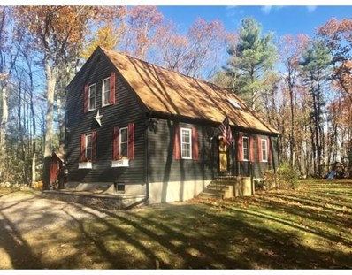 17 Prindle Hill Rd, Charlton, MA 01507 - MLS#: 72254001