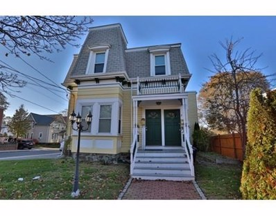 132 Belmont St UNIT 2, Malden, MA 02148 - MLS#: 72254003