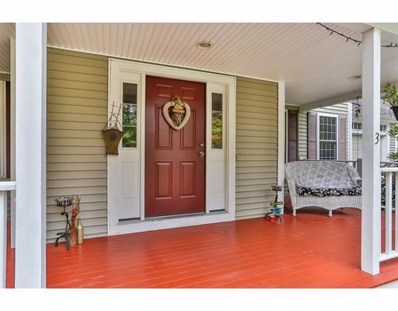 3 Bog Hollow Dr, Plymouth, MA 02360 - MLS#: 72254509