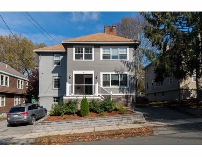 16 Park Ave UNIT 1, Winchester, MA 01890 - MLS#: 72254796