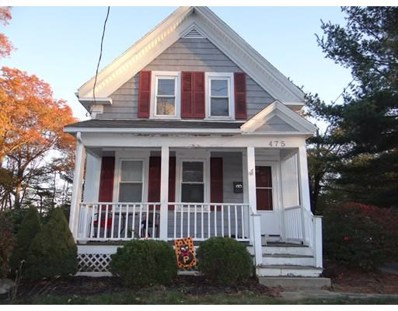 475 Pleasant St, Stoughton, MA 02072 - MLS#: 72255458