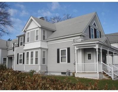6 Spring Street, Taunton, MA 02780 - MLS#: 72255570