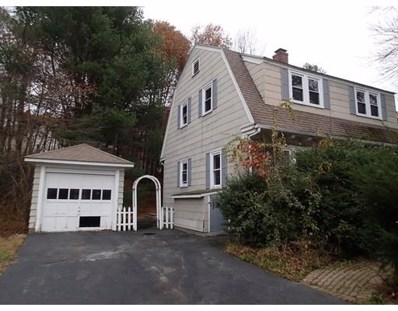 25 Pine Hill Rd, Ashland, MA 01721 - MLS#: 72255684