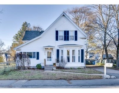 87 Kinsley St, Stoughton, MA 02072 - MLS#: 72256160