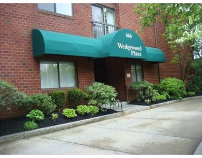 666 Main Street UNIT 315, Winchester, MA 01890 - MLS#: 72256287