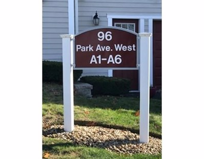 96 Park Ave W UNIT A6, Lowell, MA 01852 - MLS#: 72256367