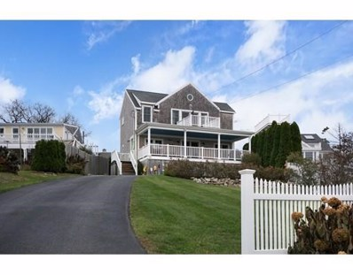 332 Central Ave, Scituate, MA 02066 - MLS#: 72256410