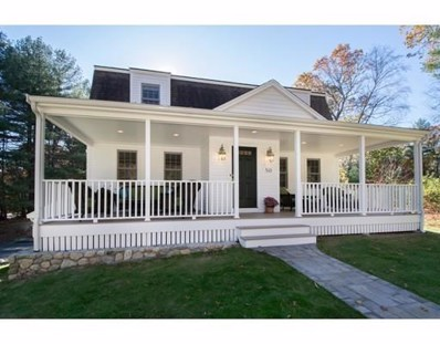 50 Old Pottery Lane, Norwell, MA 02061 - MLS#: 72256440