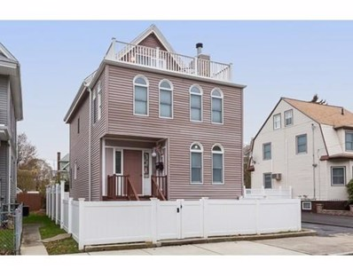 35 Brookings Street, Medford, MA 02155 - MLS#: 72256526
