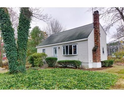 14 Dearborn Rd, Burlington, MA 01803 - MLS#: 72256533
