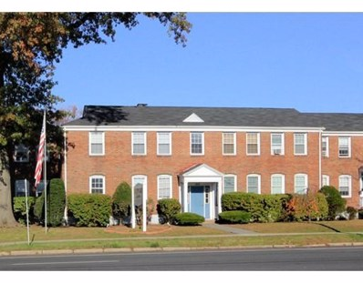 1618 Memorial Ave UNIT 1 A, West Springfield, MA 01089 - MLS#: 72256599