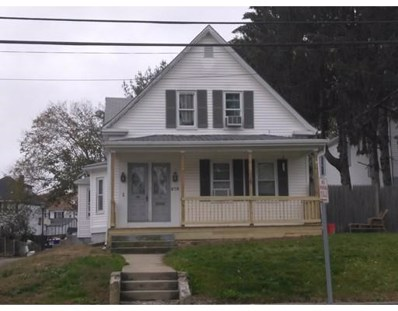 275 Somerset Ave, Taunton, MA 02780 - MLS#: 72256657