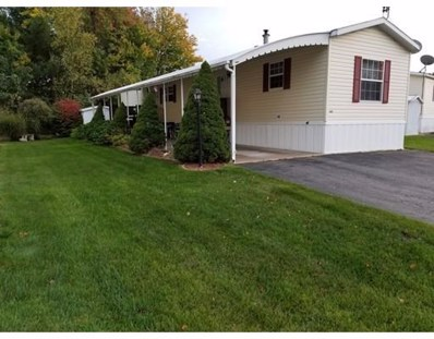 556 Central Street UNIT 140, Leominster, MA 01453 - MLS#: 72256767
