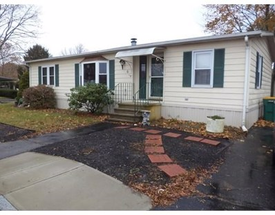 500 Mendon Rd\/6 Princess Ave UNIT 132, Attleboro, MA 02703 - MLS#: 72256911