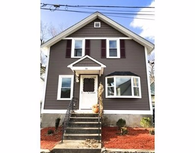 20 Governor Ave, Bellingham, MA 02019 - MLS#: 72257145