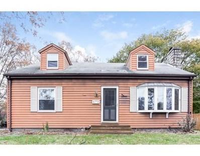 470 Mendon Rd, Attleboro, MA 02703 - MLS#: 72257734