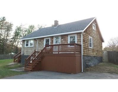 688 Monponsett St, Hanson, MA 02341 - MLS#: 72257939