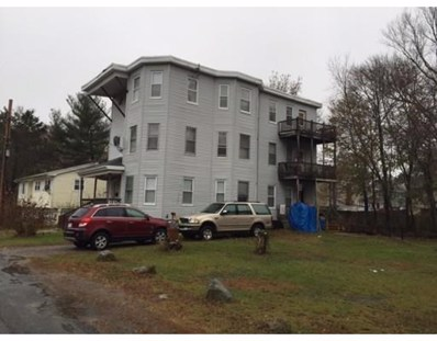 11 Monarch St, Brockton, MA 02301 - MLS#: 72257987
