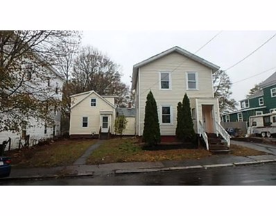 33 8TH Ave, Haverhill, MA 01830 - MLS#: 72258065