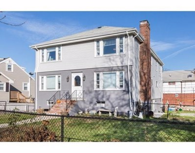120 Winthrop Pkwy, Revere, MA 02151 - MLS#: 72258090